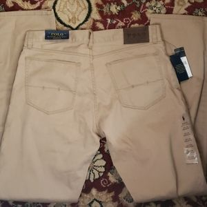 34 x 34 khaki Polo Ralph Lauren pants